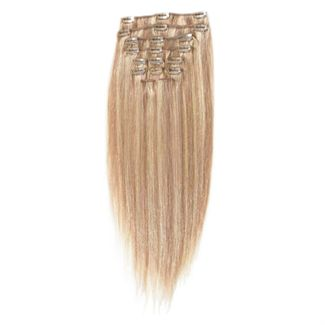 Clip-on Hair 65 cm #18/613 Blond Mix
