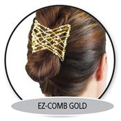 EZ Combs Haarspange - Gold (2er Pack)