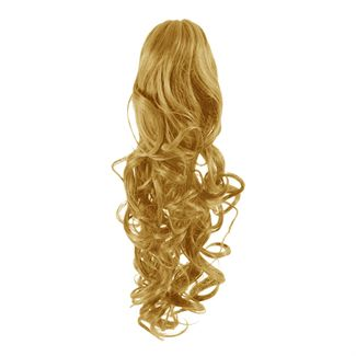 Ponytail Extensions 27# - Zwishen blond (curly)