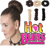Hot Bun Hair Donut 16 cm